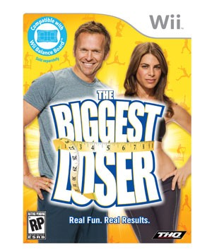 """The Biggest Loser"" on Wii"