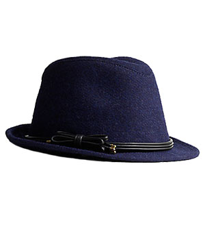 Coach Belted Wool Monika Hat