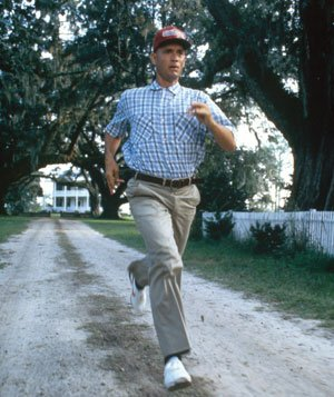 """Forrest Gump"" still with Tom Hanks"