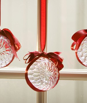 Snowflake Sun Catchers
