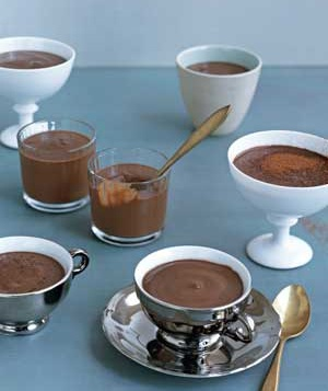 Chocolate Pots