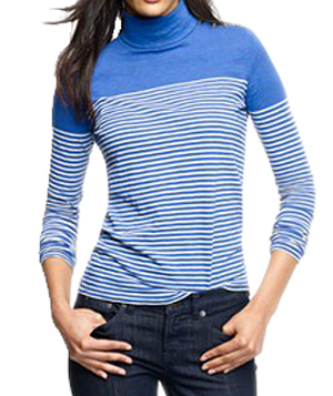 J Crew Painter Turtleneck