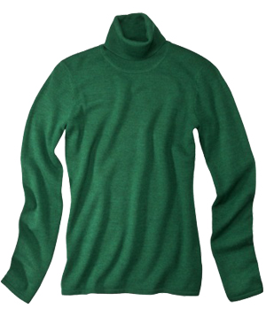 Merona Collection Merino Turtleneck