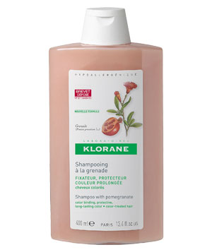 Klorane Shampoo with Pomegranate
