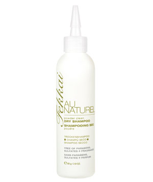 Frederic Fekkai Au Naturel Powder Clean Dry Shampoo