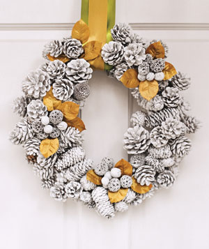 30 Simple, Festive Holiday Décor Ideas