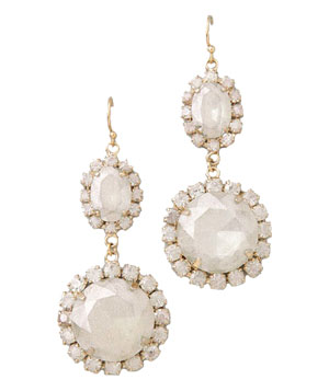 Marie Drop Earrings by Lee Angel