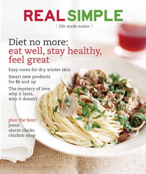 Real Simple Cover:  February 2007