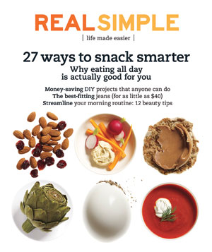 Real Simple Cover:  August 2009