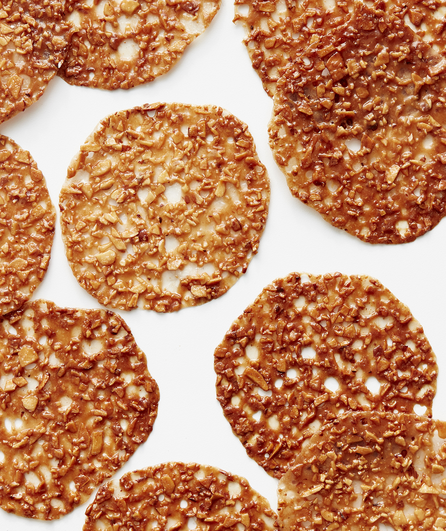 Lace Cookies Recipe Real Simple