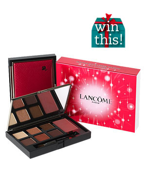Lancome Holiday Eye & Cheek Palettes in Nude Seduction