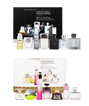 Sephora Collector's Edition Fragrance Sampler