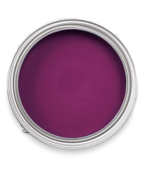 Best Dark Purple for a Dining Room