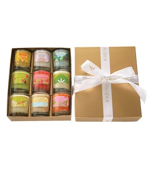 Pacifica Soy Candle Gift Box
