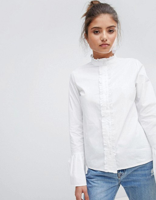 3 White Shirts Every Women Should Own—and They're All Under $80