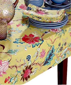 Tree of Life Tablecloth by WorldMarket