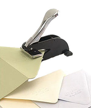 Paper Source Desk Embosser