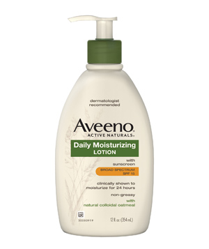 Aveeno Daily Moisturizing Lotion SPF 15