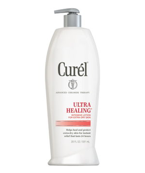 Curel Skincare Ultra Healing Lotion