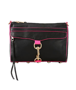 Neon Nights Clutch by Rebecca Minkoff
