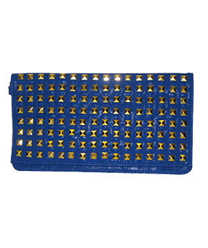 Studded Clutch by Rumor