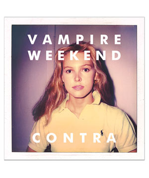 """Contra"" by Vampire Weekend"