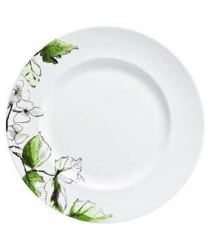 Floral Leaf by Vera Wang for Wedgwood tableware