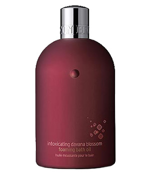 Molton Brown Intoxicating Davana Blossom Foaming Bath Oil