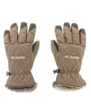 Diamond Dame Gloves by Columbia Sportswear Company