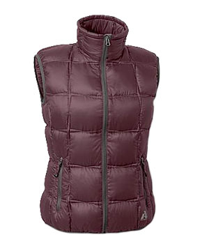 Downlight Vest by Eddie Bauer