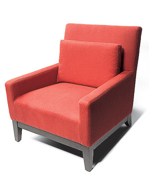West Elm Humboldt chair