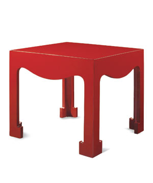 Jacqui tea table from Bungalow5