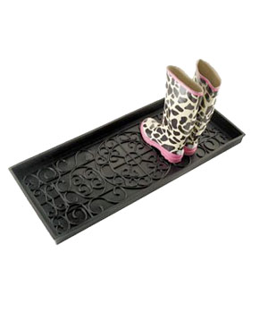 Ballard Designs French Axis Boot Tray