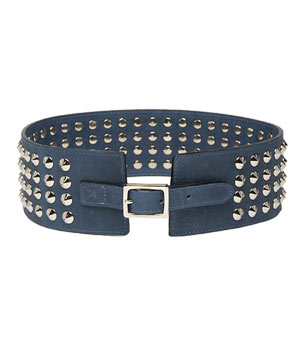 Garbo Studded Belt by Be & D