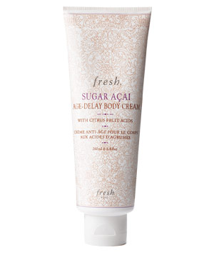 Fresh Sugar Acai Age-Delay Body Cream