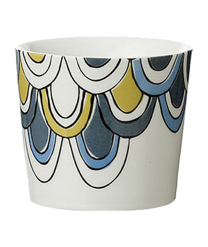 Peacock Thermo Mug by Ferm Living