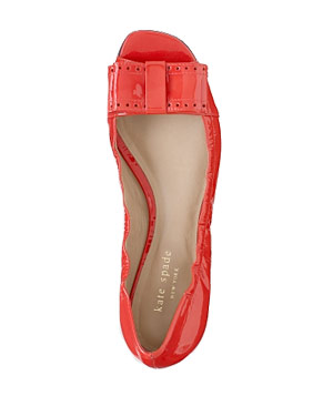 Bow Flats by Kate Spade