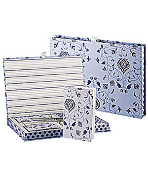 Casablanca Gift Set Stationary by Parkside Papers