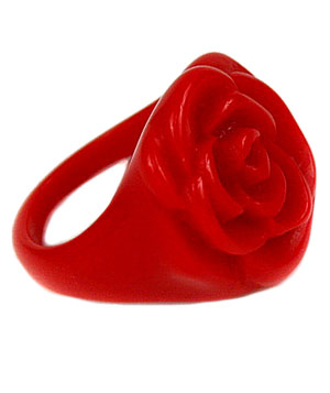 Rose Ring by Fred Flare