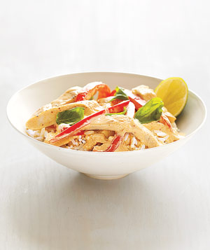 Thai Red Chicken Curry Recipe
