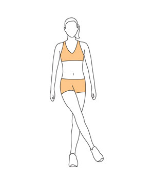 Move 5: Standing Adduction