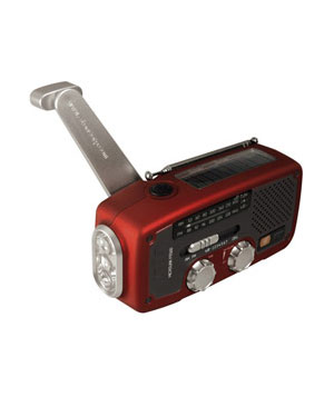 Microlink Radio Flashlight by Eton
