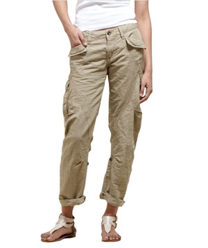 Slouch Cargo Pant by Martin+Osa
