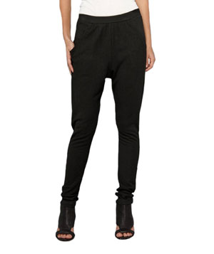 Elastic Waist Slouch Pant by Vince