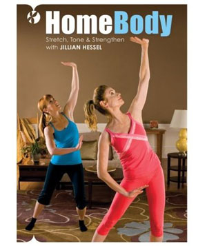 HomeBody DVD workout