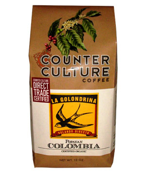 Counter Culture La Golondrina coffee beans