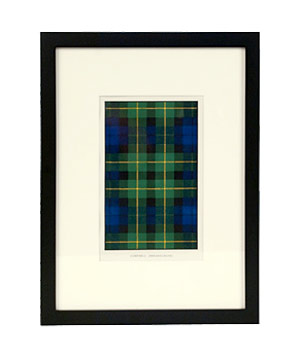 Antique Tartan Print by Jayson Home and Garden