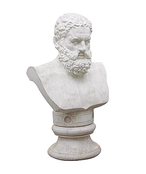 Sophisticated Classic: Decorative Bust