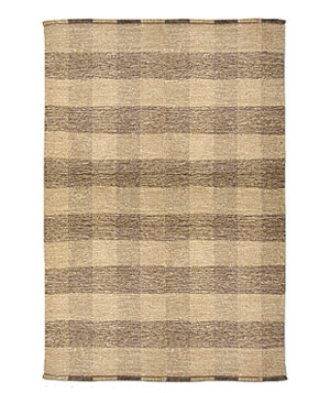 Cozy Casual: Flat-Weave Rug
