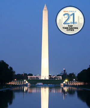 7. Washington, D.C.